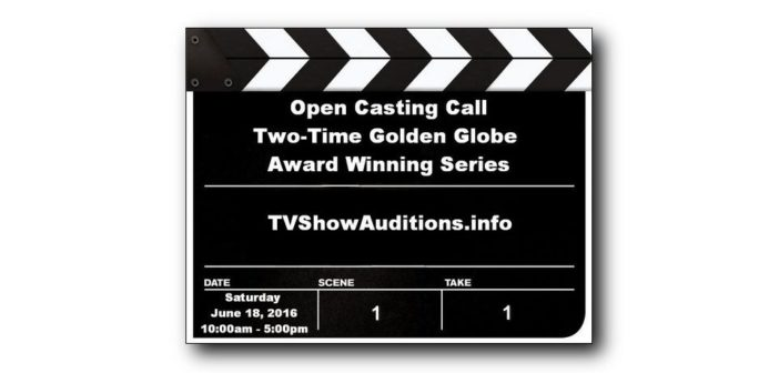 Open Casting Call
