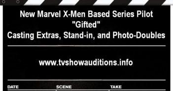 Marvel X-Men Casting Call