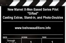 Marvel X-Men Casting Call