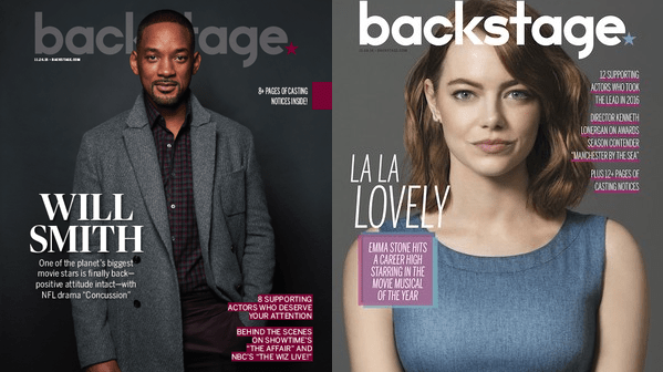 Free subscription to Backstage Daily casting calls 1